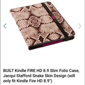 """Built slim case cover for kindle fire HD 8.9"""""""